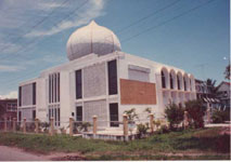 Guyana Mosque