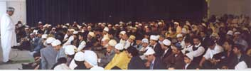 Id Khutba in Holland