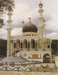 Suriname Mosque